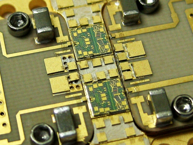 Microwave technology PCB